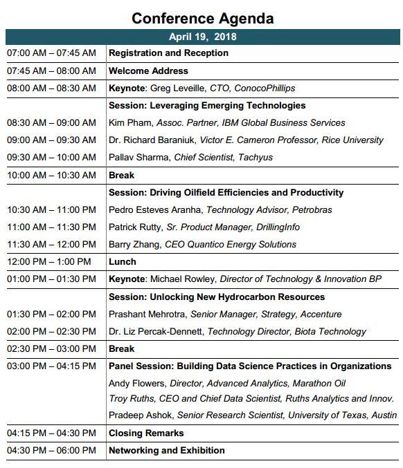 Event - Data Analytics: Data Science Convention