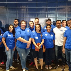 SPE-GCS YP Volunteering at the Beacon