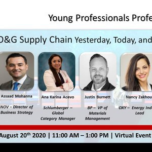 YP WEBINAR: Oil & Gas Supply Chain: Yesterday, Today…