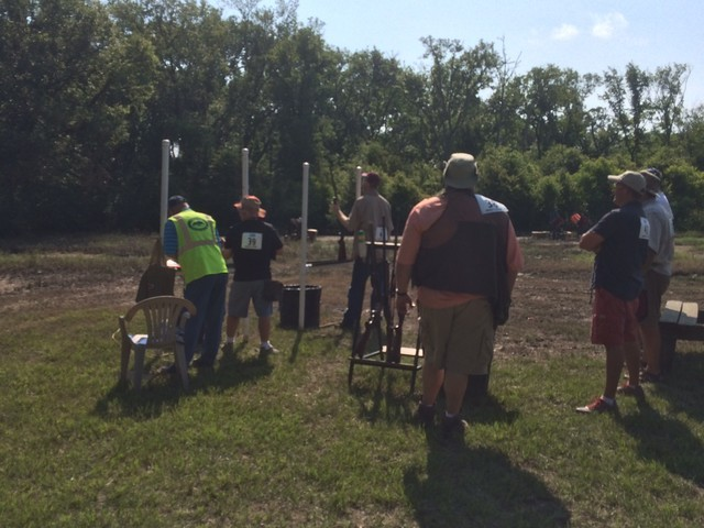 2015 Sporting Clay Tournament