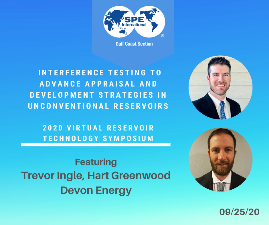 Speaker: Hart Greenwood & Trevor Ingle - Devon Energy