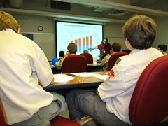 SPE-GCS Energy Merit Badge Class at University of Houston