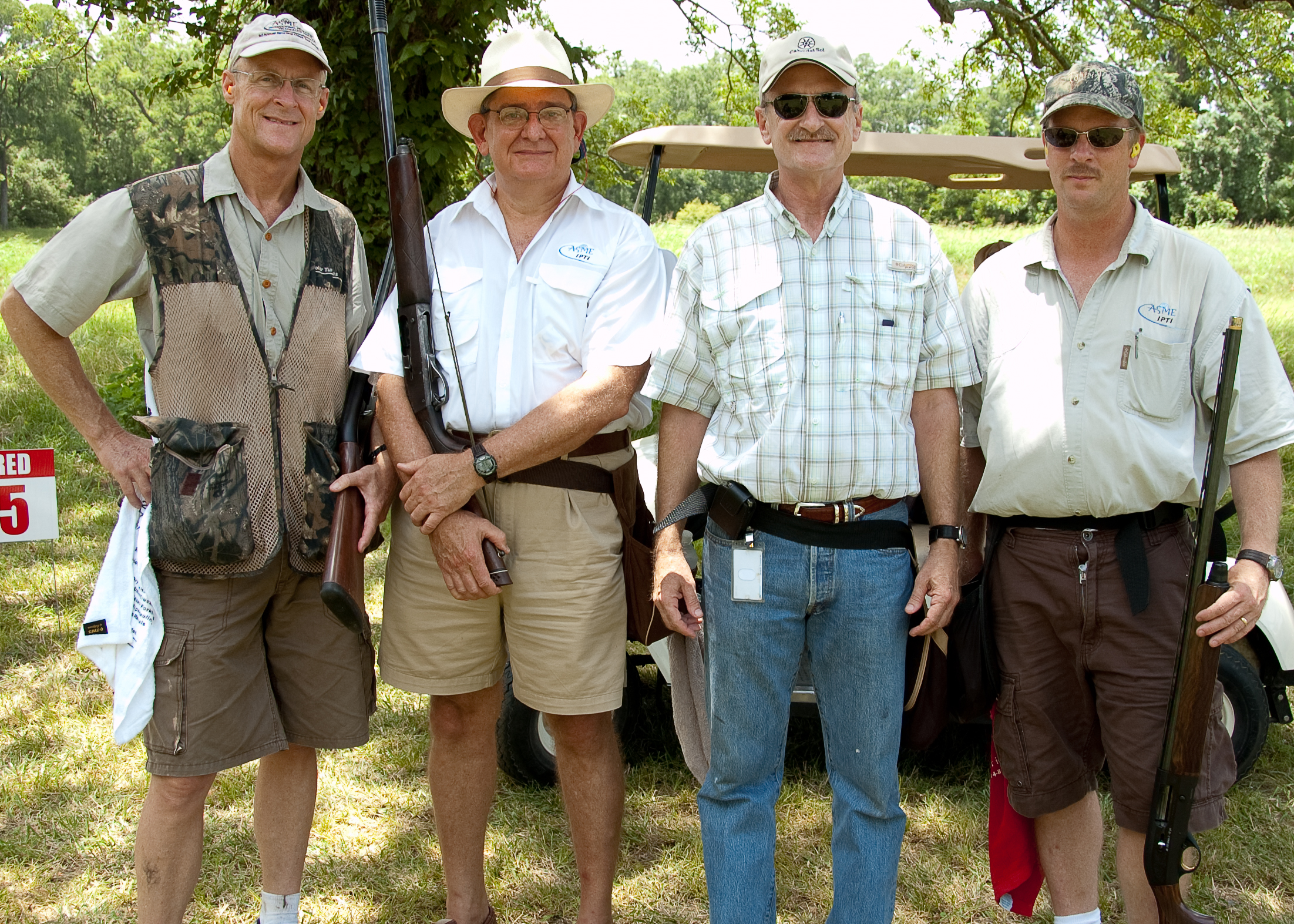 Sporting Clays Tournament