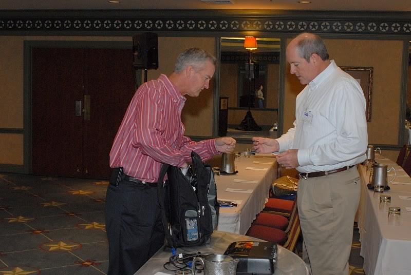 SPEGCS 2010 Kick Off Meeting