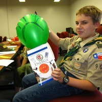 Merit Badge University at University of Houston