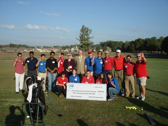 UH-Rice Student Chapter Golf Tournament