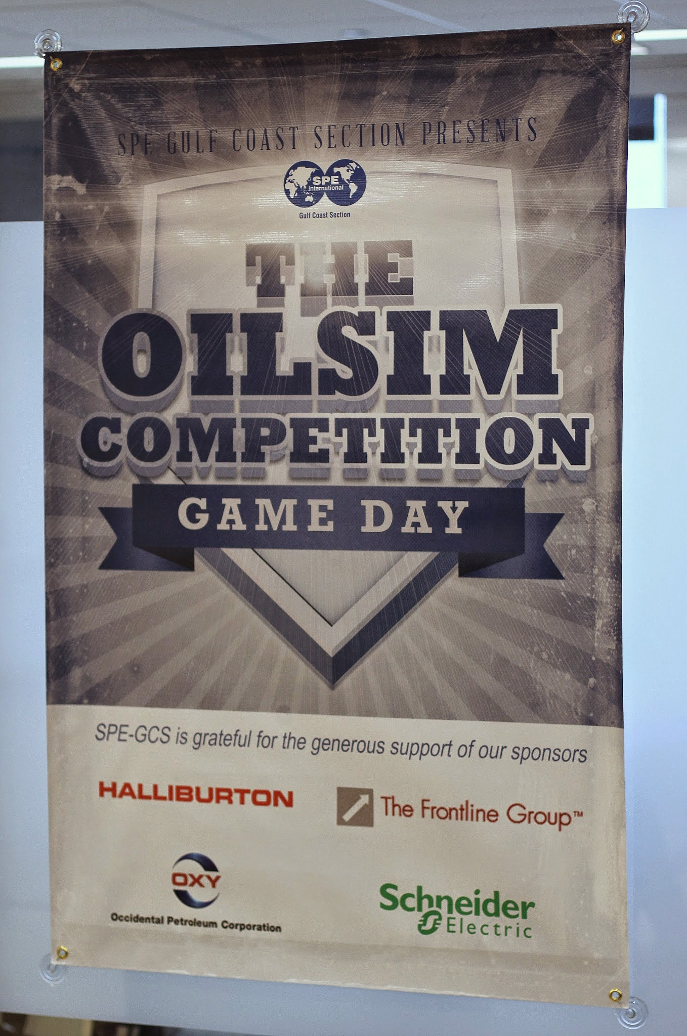 2015 OilSim Competition